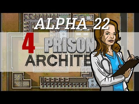 Jedi Chefs! [4] Prison Architect Alpha 22