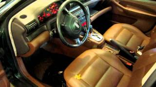Parting out a 1998 Audi A4   110426