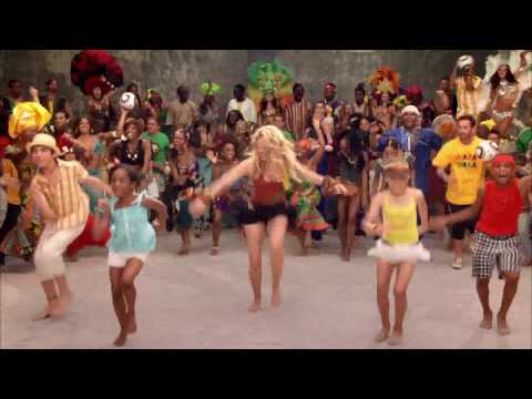 Shakira best dance