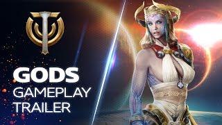 Skyforge - Gods Gameplay Trailer