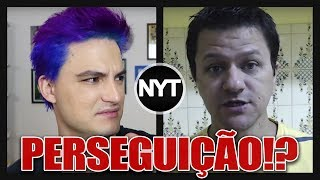 Rogerio Betin quer ACABAR com o Felipe Neto custe o que custar! Será!? - MATÉRIA INVESTIGATIVA