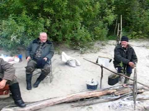 приколы на рыбалке в сибири