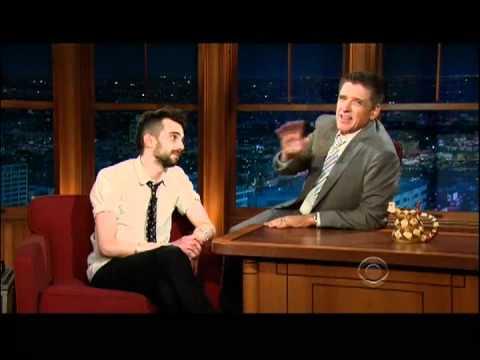 Craig Ferguson 3/1/12E Late Late Show Jay Baruchel