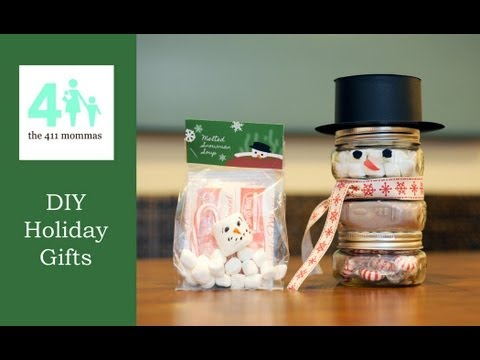 HOLIDAY DIY Christmas Gifts for Teachers and Classmates #2: hqdefault