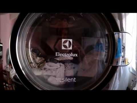 Lavadora Electrolux Mini Silent 3 kg (LFE03) - Primeira lavagem