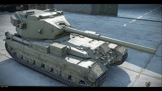 FV215b (183) - 12,2K Damage - 7 kills - 1281 Exp. - World Of Tanks Gameplay