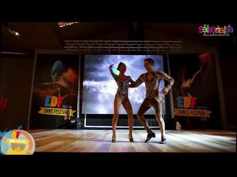 Yigit - Hazal Dance Performance | EDF-2018