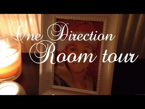 My One Direction room tour (Christmas edition)