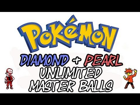 Pokemon Diamond and Pearl Codes | Master Ball Cheat (Action Replay)