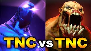 TNC vs TNC - TIGERS vs PREDATOR - TNC SUPER FIGHT! - TI8 SEA DOTA 2