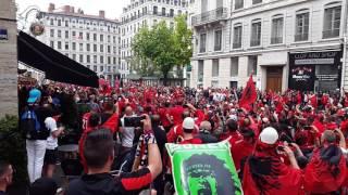 Bonek dan albania fans