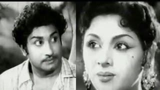 Sivaji Ganesan & Padmini - Pachchai Kilipaaduthu - Amara Deepam - Tamil Classic Song