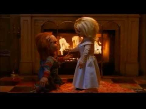 BRIDE OF CHUCKY - I LOVE YOU SCENE [HD]