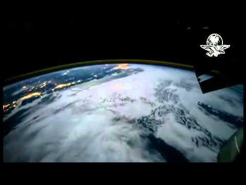 La Tierra canta; NASA graba sonido