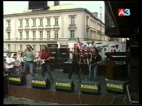 P. Mobil - Koncert A Nyugatinál, 1995.
