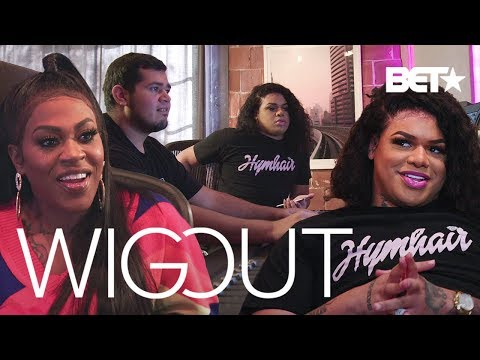 Cliff Vmir Teams Up With Lil Mo In The Studio And Leaves Hair Behind | Wig Out