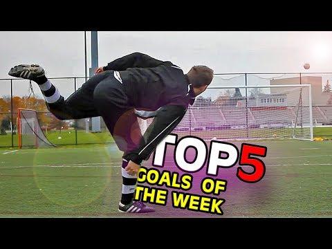 TOP 5 GOALS OF THE WEEK #88   2013