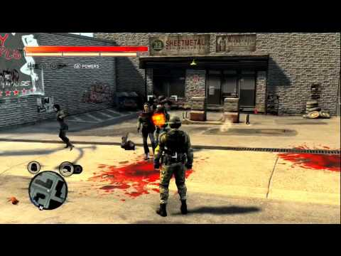 [Prototype 2] // Excessive Force DLC - Skins and Force Multipliers! :D [HD] Music Videos