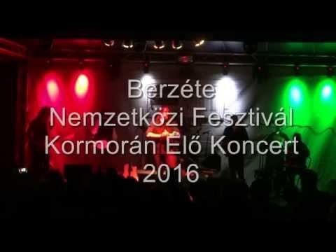 Kormorán - Élő Koncert Berzéte 2016