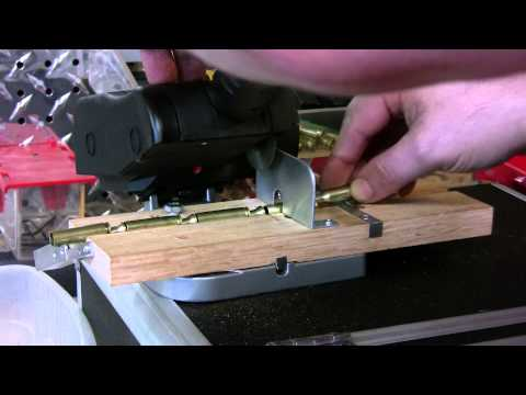 300 Blackout Case Cutting Saw Prototype