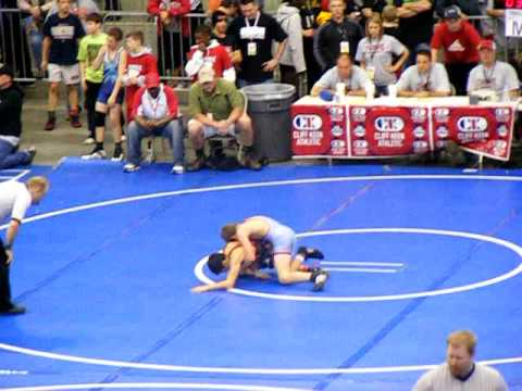You Make the Call!              Oklahoma State Finals Match 92lb.  2011.AVI