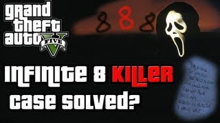 GTA 5 Easter Egg: Serial Killer Mystery Solved - Infinite 8 Killer (7 Dead Body Locations)