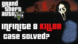 GTA 5 Easter Egg: Serial Killer Mystery Solved - Infinite 8 Killer (7 Dead Body Locations)