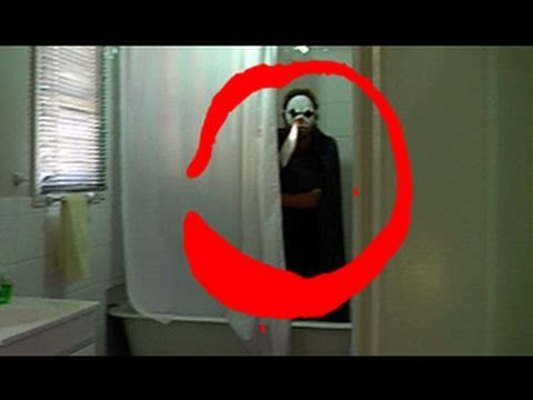 Real Ghost Psycho Clown (Scary Paranormal Activity)