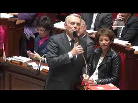Echange Vif entre Xavier Bertrand et Jean-Marc Ayrault sur la Politique du Gouvernement