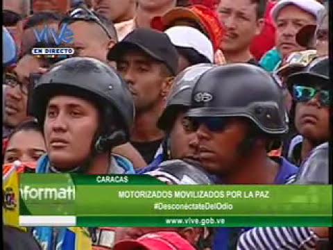 Presidente Maduro recibió a los