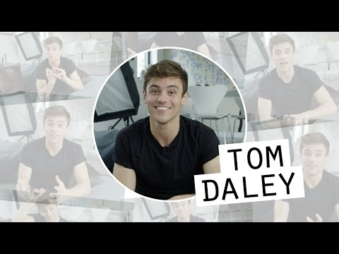 5 minutes with Tom Daley | On the Superdrug Sofa