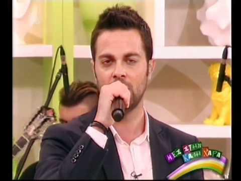 Ilias Vrettos_Mes tin kali xara Live_Part 3_5.6.2011
