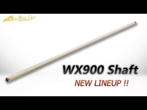 ビリヤード商品紹介 WX900シャフト