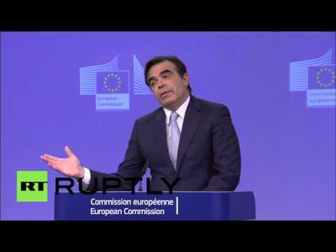 Belgium: EC 'welcomes' Turkey's removal of visas for EU states