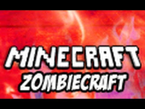 Minecraft: ZombieCraft on Courtyard – Part 1