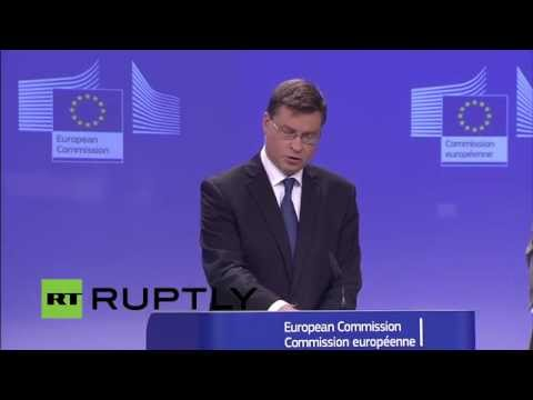 LIVE: First post-Greek referendum European Commission press briefing