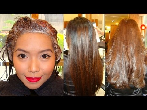 New Hair Color Treatment from Hair Philosophie - saytiocoartillero