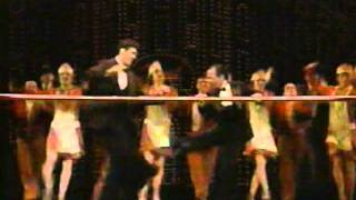 Michael Jeter - Grand Hotel - complete Tonys performance and acceptance speech