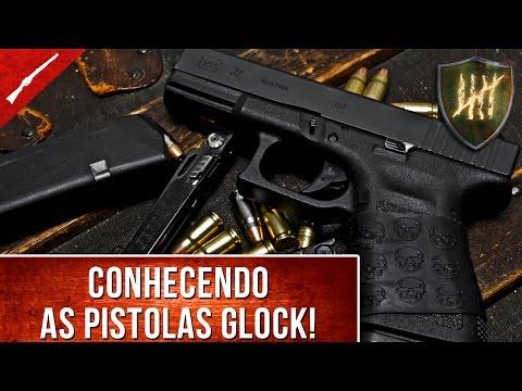 Introdução à marca Glock e apresentação do modelo G25