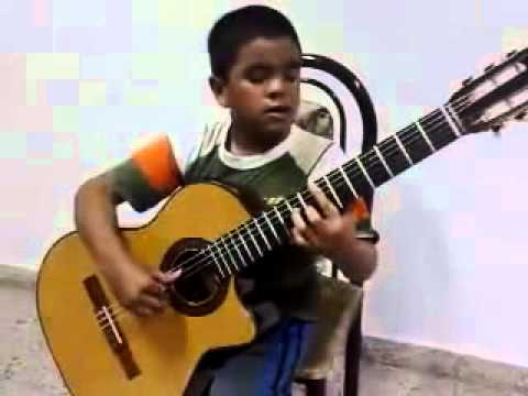 Niño Tocando Titanic Con Guitarra Music Videos