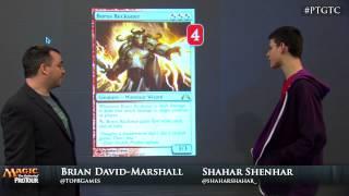 Pro Tour Gatecrash Deck Tech - Gruul Aggro with Shahar Shenhar