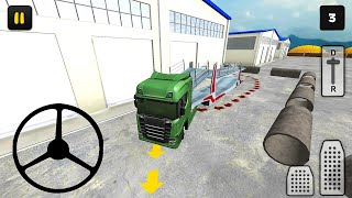 Truck Simulator 3D: Car Transport(by Jansen Games) - Android Gameplay FHD