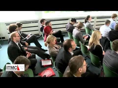 ITMC Conference 2012 des IT-Management & -Consulting Masterstudiengangs der Uni Hamburg