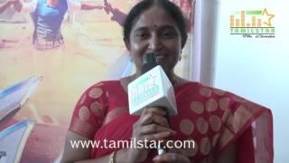 Swathi At Prabhas Bahubali  Movie Audio Launch