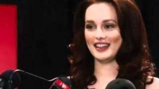 Watch Leighton Meester Words I Couldnt Say video