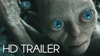 The Hobbit: An Unexpected Journey - The Hobbit: An Unexpected Journey -- Official HD Trailer #2 (Commentary & Review)