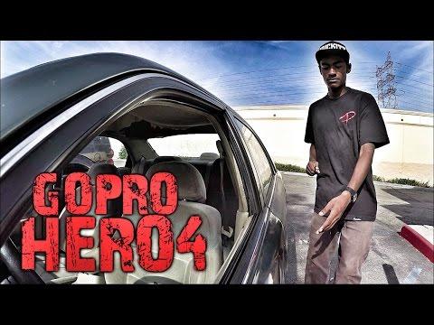 GoPro HERO4: SKATE SESSION W/ ISMAEL SANDIFORD