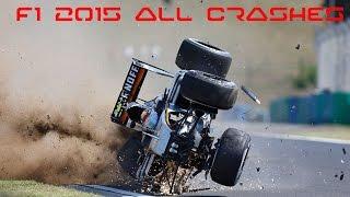 download lagu F1 2015 All Crashes Compilation gratis