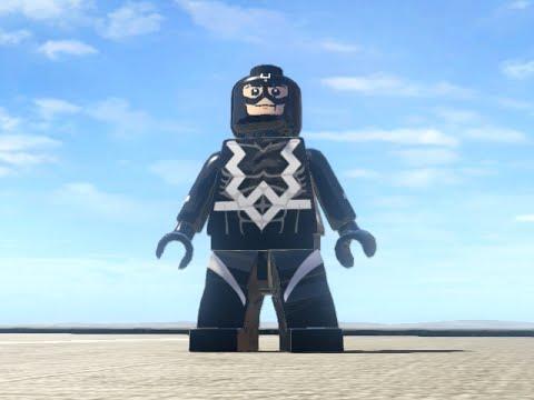 LEGO Marvel Superheroes - BLACK BOLT FREE ROAM GAMEPLAY (MOD SHOWCASE)
