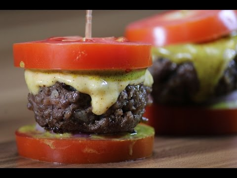 Gluten Free Burger | Sanjeev Kapoor Khazana